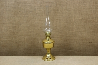 Brass Oil Lamp Tabletop No1 First Depiction