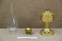 Brass Oil Lamp Tabletop No1 Third Depiction