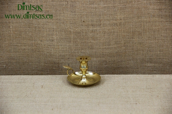 Chamber Candlestick Brass