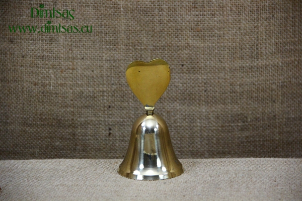 Bronze Small Bell Art3
