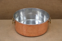 Copper Wash Basin with Handles First Depiction