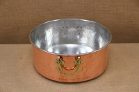 Copper Wash Basin with Handles Second Depiction
