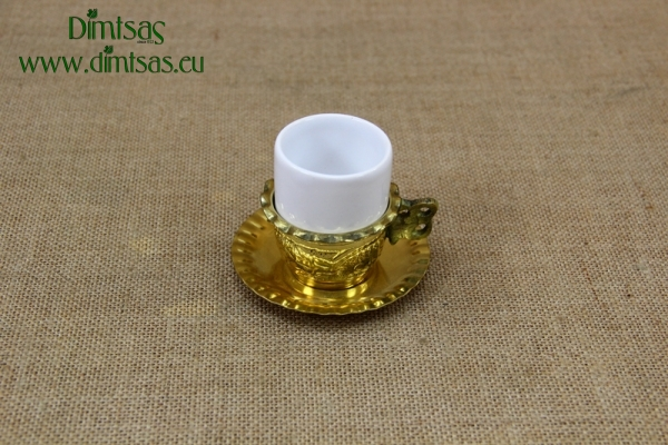 Brass Tea Cup
