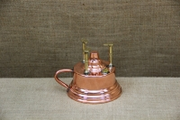 Antique Copper Camping Stove First Depiction