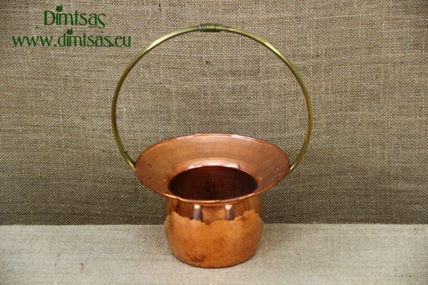 Copper Sweet Bowl No1