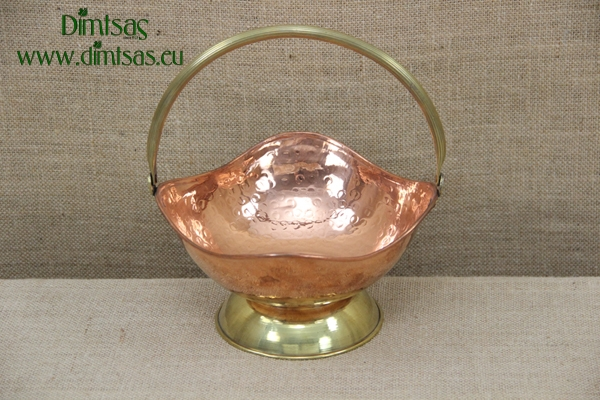 Copper Sweet Bowl No2