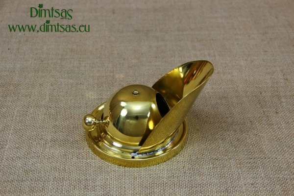 Brass Coffee Beans Faucet & Scoop