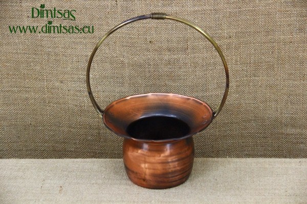 Copper Sweet Bowl Antique No1
