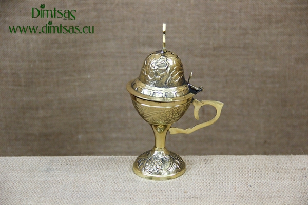 Bronze Incense Burner No6