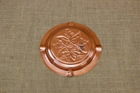 Copper Ashtray Engraved Second Depiction