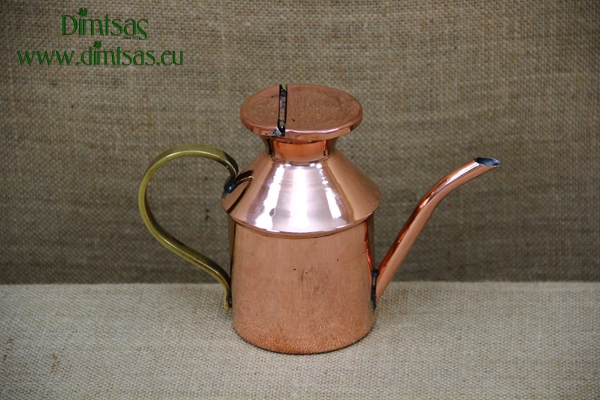 Copper Oilcan