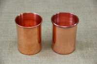 Copper Glass Straight 600 ml Fourth Depiction