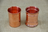 Copper Glass Straight 600 ml Fifth Depiction