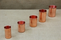 Copper Glass Straight 600 ml Eighth Depiction