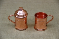 Copper Glass King with Handle 400 ml Seventh Depiction