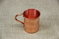 Copper Glass Straight with Handle 400 ml First Depiction
