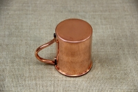 Copper Glass Straight with Handle 400 ml Second Depiction
