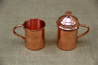 Copper Glass Straight with Handle 400 ml Sixth Depiction