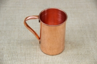 Copper Glass Straight with Handle 480 ml First Depiction
