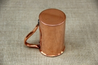 Copper Glass Straight with Handle 480 ml Second Depiction