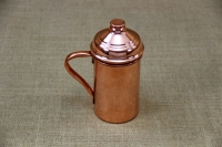 Copper Glass Straight with Handle 480 ml Third Depiction