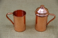 Copper Glass Straight with Handle 480 ml Sixth Depiction