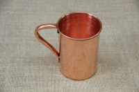 Copper Glass Straight with Handle 600 ml First Depiction