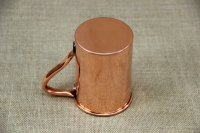 Copper Glass Straight with Handle 600 ml Second Depiction