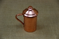 Copper Glass Straight with Handle 600 ml Third Depiction