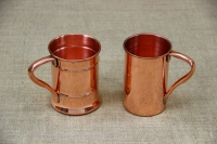 Copper Glass Straight with Handle 600 ml Sixth Depiction