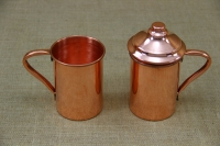 Copper Glass Straight with Handle 600 ml Seventh Depiction