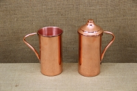 Copper Jug with Handle 1 Liter Third Depiction