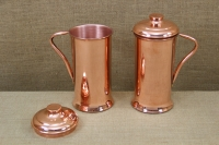 Copper Jug with Handle 2 Liters Fourth Depiction