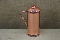 Copper Jug with Handle & Lid 2 Liters First Depiction