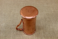 Copper Jug with Handle & Lid 2 Liters Second Depiction