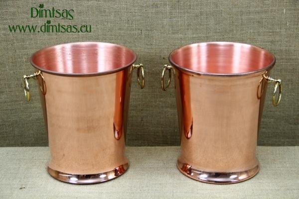 Ice Bucket Brass