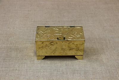 Δίσκος Σερβιρίσματος Χάλκινος Ορθογώνιος No1
