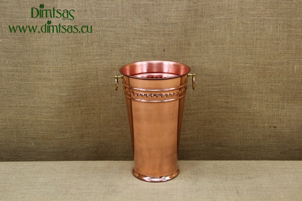 Copper Umbrella Stand No1