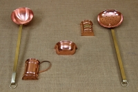 Copper Decorative Ladle Eighth Depiction