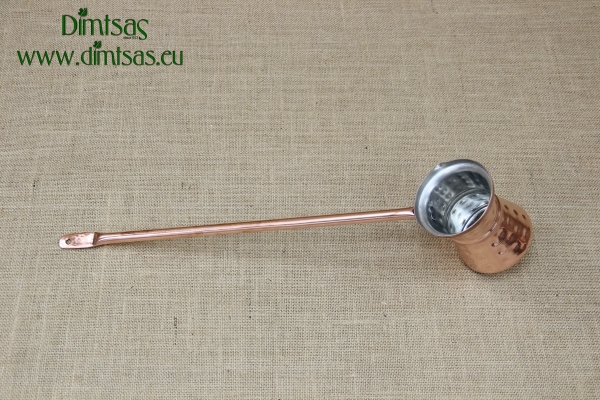 Copper Coffee Pot for Fireplace No6