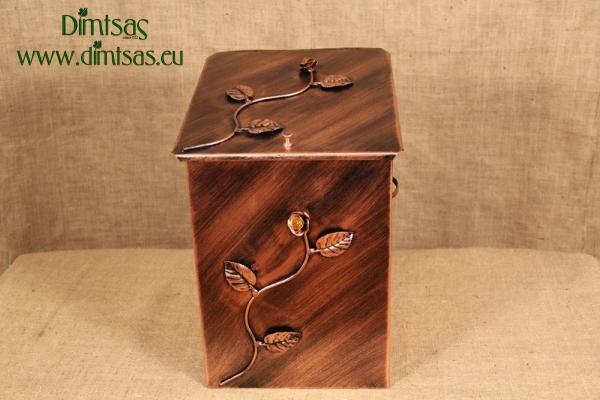 Ξυλοθήκη Μεσαία Σβαρόφσκι Χάλκινη