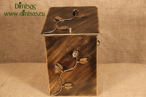Ξυλοθήκη Μεσαία Σβαρόφσκι Χρυσή