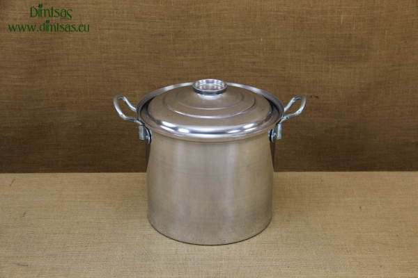 Aluminium Marmite - Cauldron No3 16 liters