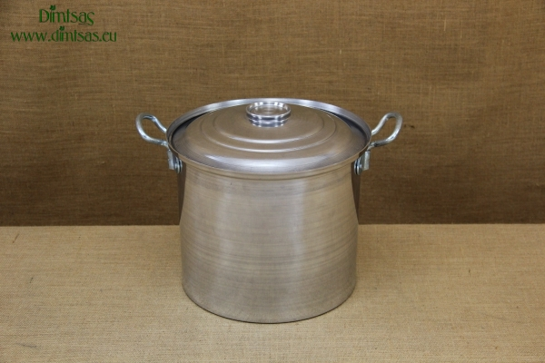 Aluminium Marmite - Cauldron No4 20 liters