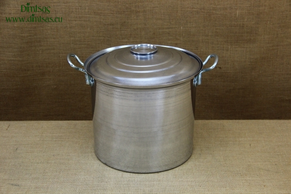 Aluminium Marmite - Cauldron No5 24 liters