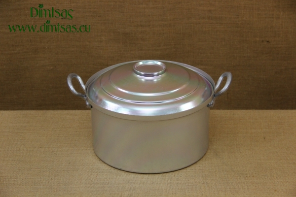 Aluminium Pot No40 21 liters
