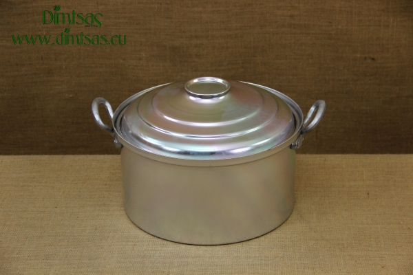 Aluminium Pot No34 12 liters