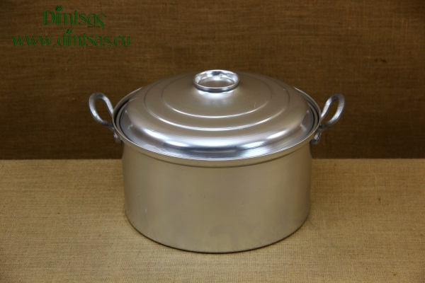 Aluminium Pot No36 14 liters