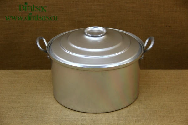 Aluminium Pot No38 17 liters