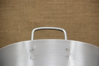 Aluminium Round Baking Pan Professional No30 6.5 liters Second Depiction